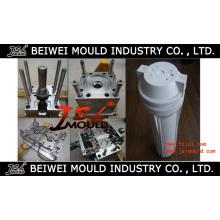 Moule pour boîtier de filtre à purificateur d'eau à injection personnalisée en plastique