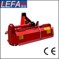 Compact Rotary Tiller Behind Kubota 3 Point Linkage Tractor
