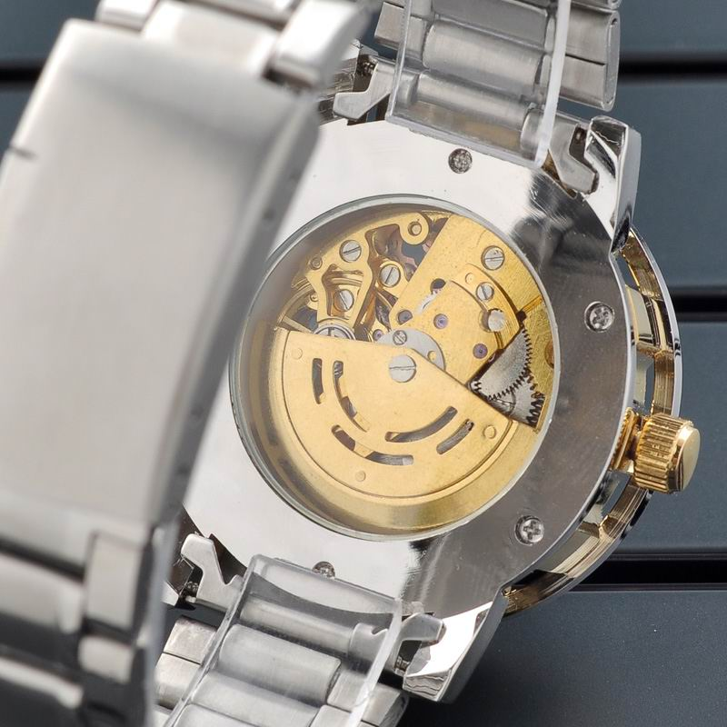 Relogio Masculino automatic skeleton Watch for men