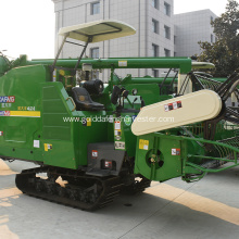 Best Quality for Crawler Type Rice Combine Harvester factory derectly supply grain harvester for Nigeria export to Kuwait Factories