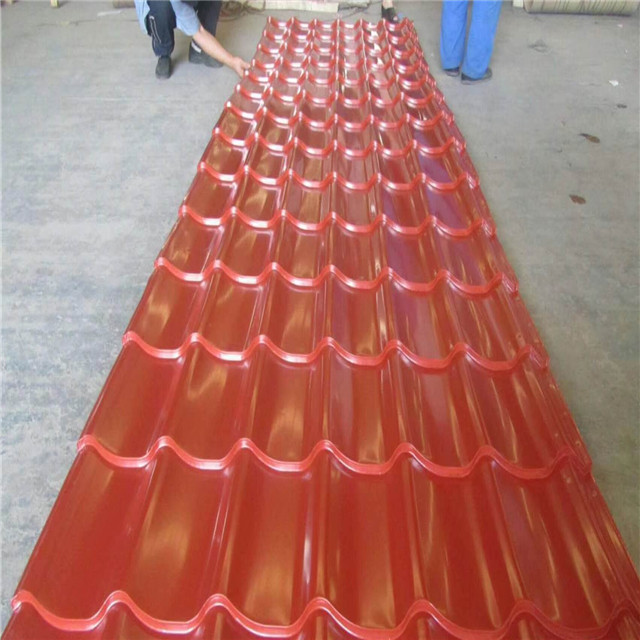 Zinc coated galvanized steel roofing sheet plate