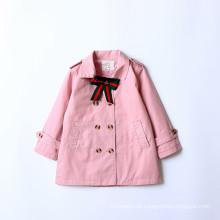 Alta qualidade de preços por atacado casaco de inverno meninas roupas outono inverno casaco para crianças 2-10 anos a partir de fornecedor da china