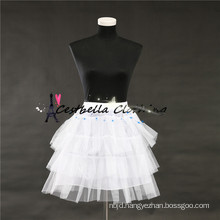 Wedding dress petticoat crinoline for girls dresses puffy 4 layers bridal petticoat