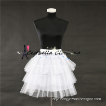 Wedding dress petticoat crinoline for girls dresses puffy 4 layers bridal petticoat