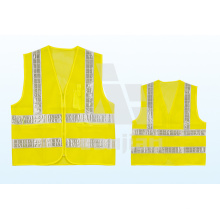 Jy-7003 Road Maintenance Workers Veste de sécurité réfléchissante à haute visibilité