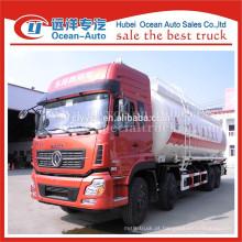 China hot 8x4 caminhão em pó de cimento a granel com tanque 40cbm