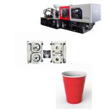 Máquina de moldagem por injeção plástica de copo de alta velocidade (LSF148)