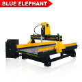 China Economic cnc router for aluminum mold , 3d foam cutting and milling