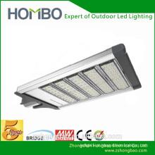 Luz de rua led ul china fabricante 120w ce rohs certificado para o mercado internacional