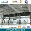 Industrial HVAC System for Trade Show Tent Hall