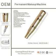 Máquina de maquillaje profesional permanente de la pluma del maquillaje