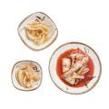 Tazón de arroz con melamina / Tazón de sopa / Tazón de fuente de melamina 100% (ATB25B)