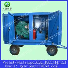 Diesel Engine High Pressure Cleaner Water Jet Cleaning Machine