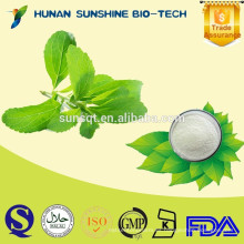 GMP suministra polvo de estevia con extracto de stevia pura a granel