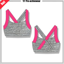 Custom Women Fitness Sexy Yoga Bra Women Top