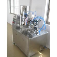 Semi-automatic Tube Filling and Sealing Machine