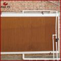 Пусковая площадка испарительного охлаждения воздуха Система охлаждения в птичнике