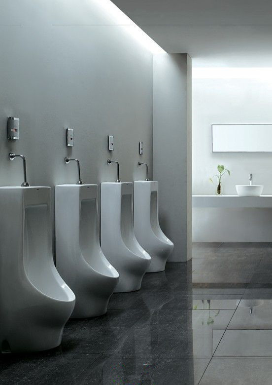 Automatic Inductive Urinal Flush Valve