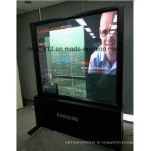 Visor LCD OLED de 55 polegadas transparente