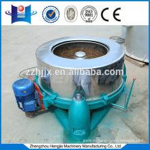 Máquina centrífuga deshidratador de buen funcionamiento para la venta