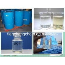 Phtalate de dioctyle utilisé en plastique industriel