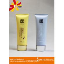 Suave cosméticos corpo loção tubo de embalagem