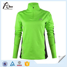 Wholesale Ladies Plus Size Hemp Running Shirts