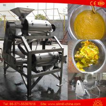 Mango Automatic Beating Machine Beater 1500kg Juice Making Machine Prices