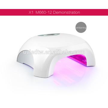 NEW LED 36W gel curing uv lamp facial uv lamp nail dryer led uv nail lamp