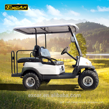 CE approved 4 seats electric car high quality utility vehicle golf car
