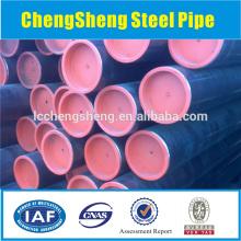 ASTM A106 / A53 tuyau en acier de catégorie B