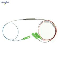 2 cahnnel Coarse Wellenlängenmultiplexer / Fiber Optic Passive CWDM