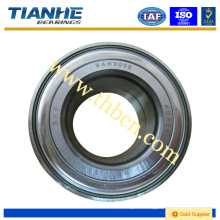 Seal type front wheel hub bearing