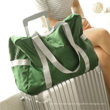 Wholesales Lightweight Gym Bag Waterproof Travel Bag Luggage Foldable Duffel Bags