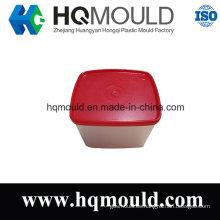 Herramienta de inyección de plástico para el molde de productos básicos del contenedor de almacenamiento