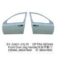 Front doors For Daewoo Optra Sedan