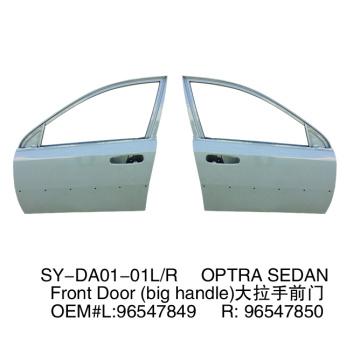 Front doors For Daewoo Optra Sedan