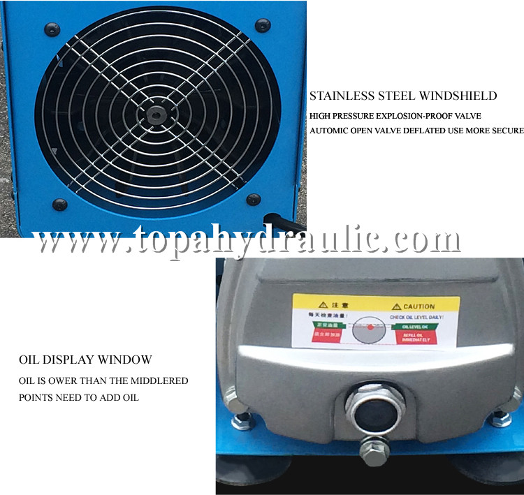 High Pressure kirloskar 10 cfm air compressor