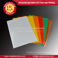 Acrylic waterproof reflective sheeting for guidepost