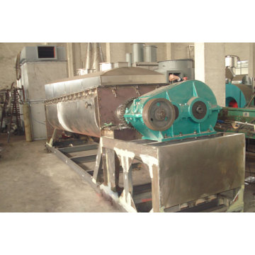 Soybean meal drying machine