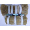 12 Inch Natural White Cattle Tail Hair