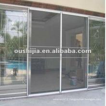 Hot sale aluminum screen door grille