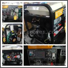 Popoular Diesel Welder Generaote с комфортом, используя