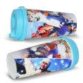 Wholesale plastic sublimation travel mugs printing sublimation cup