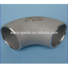 304 stainless steel 90 degree s/r elbow