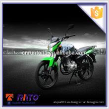 Motocicleta china barata caliente de la venta 150cc de la fábrica de China