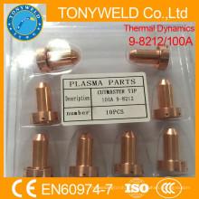 SL60 SL100 dinámica térmica boquilla de corte plasam 9-8212