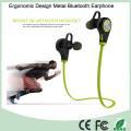 Mobile Zubehör Metall Wireless Sport Bluetooth Stereo Kopfhörer (BT-128Q)