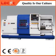 China Máquina de torno de torneado de metal CNC de alta precisión horizontal Fabricante