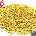 Pearly-lustre Yellow Masterbatch Granules